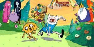 Ausmalbilder Adventure Time