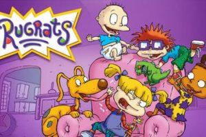 Desenhos de Rugrats para colorir