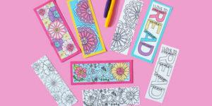 Desenhos de Marcadores para colorir