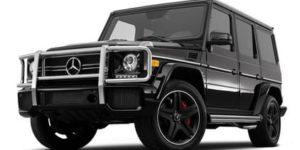 Dibujos de Mercedes Benz Clase G para colorear